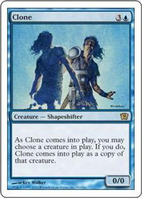 MtG 9th Edition Rare Clone #67