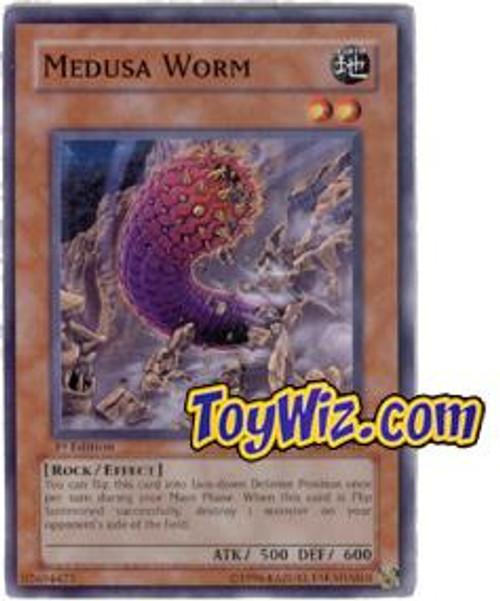 YuGiOh The Lost Millennium Common Medusa Worm TLM-EN022