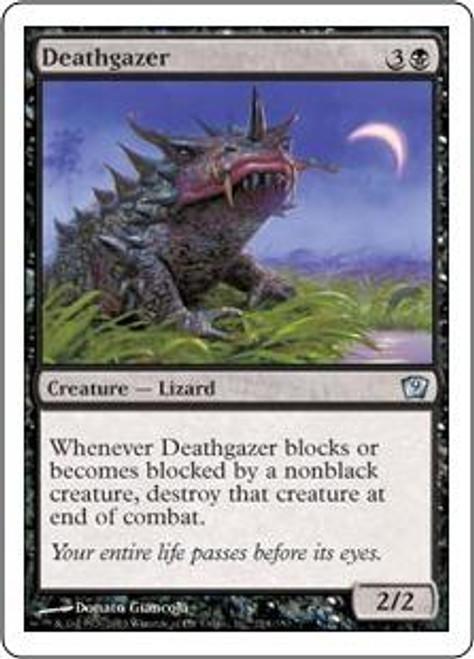 MtG 9th Edition Uncommon Deathgazer #124