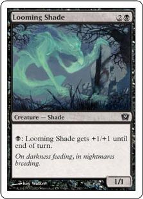 MtG 9th Edition Common Looming Shade #142