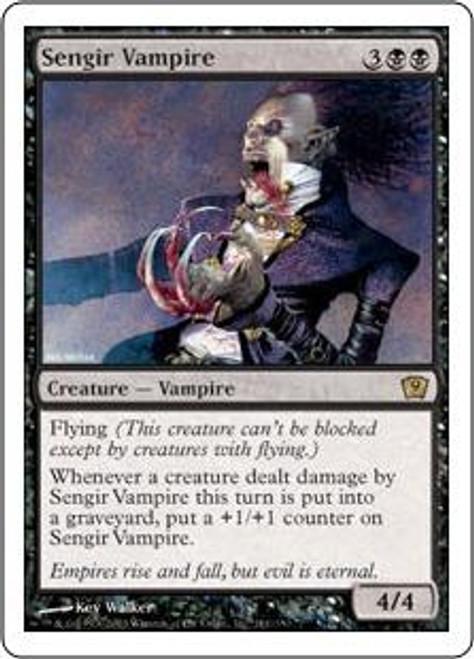 MtG 9th Edition Rare Sengir Vampire #161