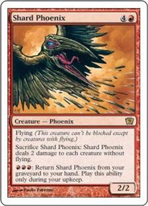 MtG 9th Edition Rare Shard Phoenix #217