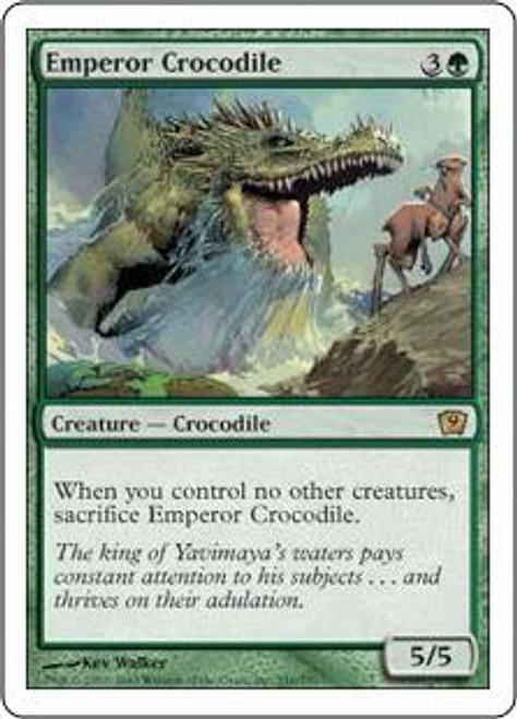 MtG 9th Edition Rare Emperor Crocodile #241