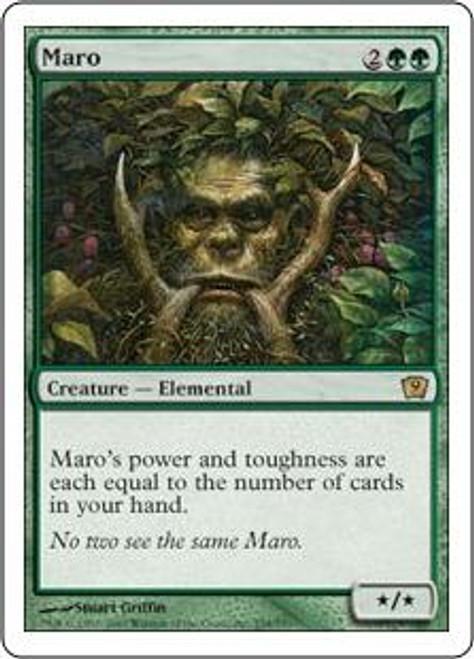 MtG 9th Edition Rare Maro #254