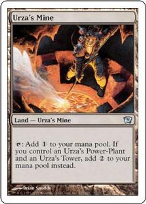 MtG 9th Edition Uncommon Urza's Mine #327