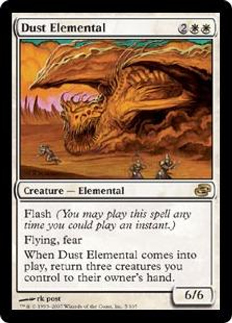 MtG Planar Chaos Rare Dust Elemental #5