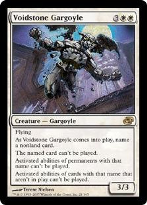 MtG Planar Chaos Rare Voidstone Gargoyle #21