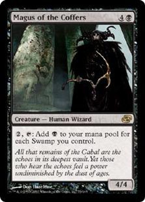 MtG Planar Chaos Rare Magus of the Coffers #73