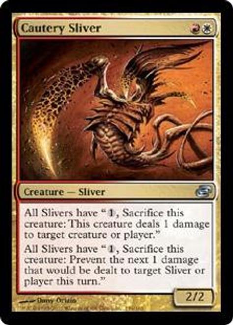 MtG Planar Chaos Uncommon Cautery Sliver #154