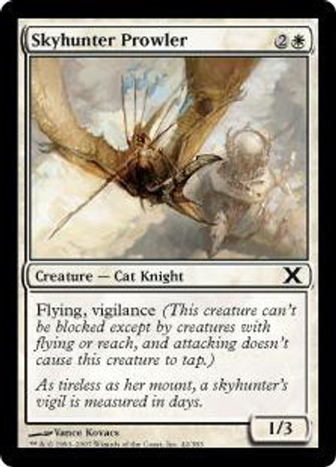 MtG 10th Edition Common Skyhunter Prowler #42