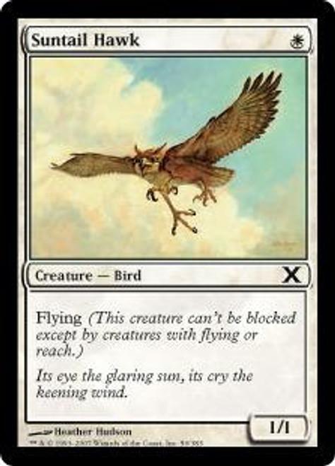 MtG 10th Edition Common Suntail Hawk #50