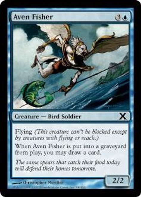 MtG 10th Edition Common Aven Fisher #68