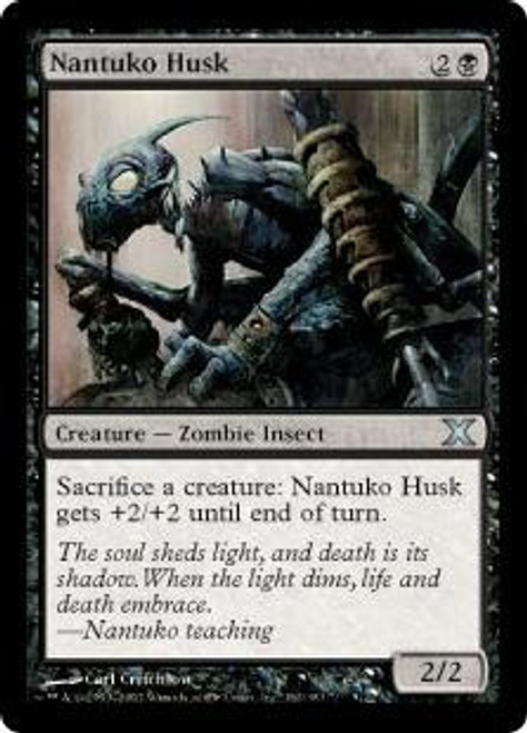 MtG 10th Edition Uncommon Nantuko Husk #162