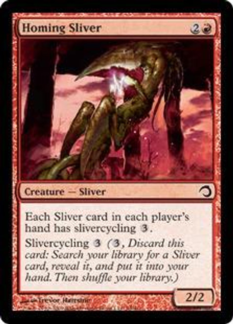 MtG Premium Deck Series: Slivers Common Homing Sliver #19