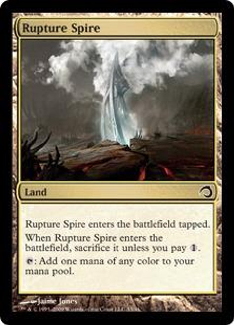 MtG Premium Deck Series: Slivers Common Rupture Spire #33
