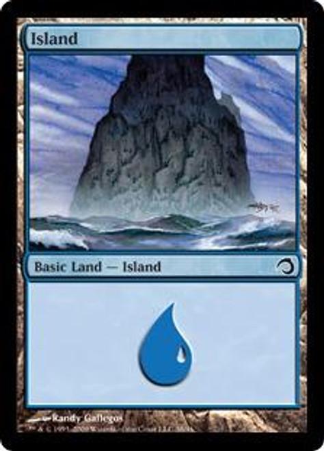 MtG Premium Deck Series: Slivers Basic Land Island #38 [Random Artwork]