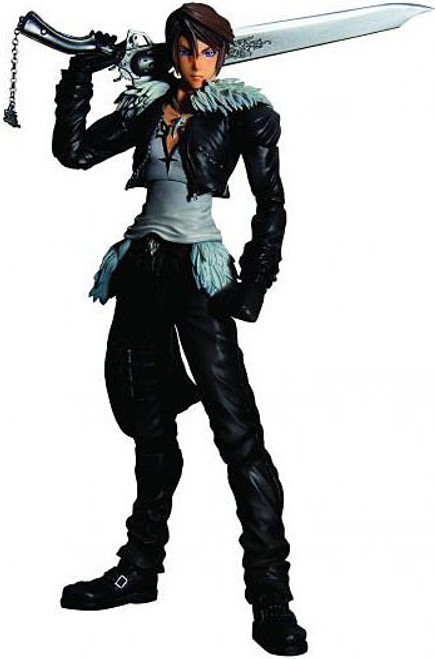 Final Fantasy Dissidia Play Arts Kai Squall Leonhart Action Figure