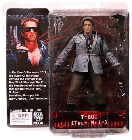 NECA The Terminator Series 1 T-800 Action Figure [Tech Noir]