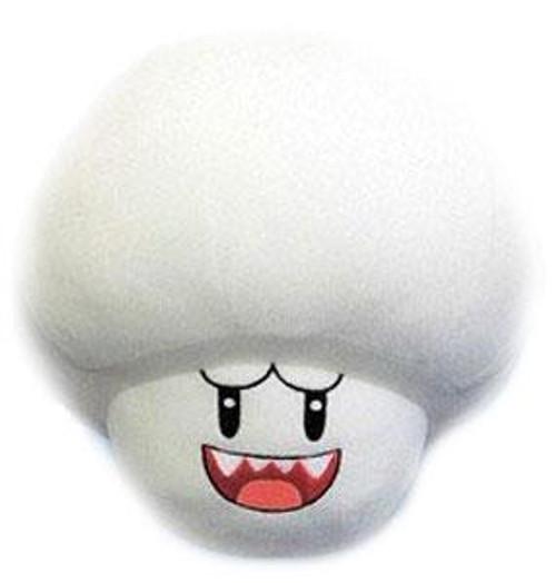 Super Mario Galaxy Ghost Mushroom 9-Inch Plush