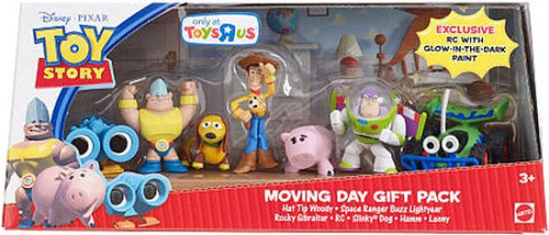 Toy Story 3 Moving Day Gift Pack Exclusive Mini Figure Set