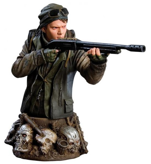 The Terminator Terminator Salvation Kyle Reese Mini Bust