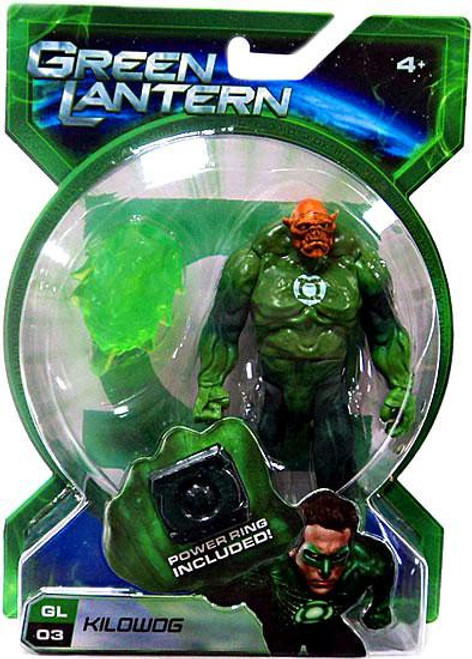 Green Lantern Movie Kilowog Action Figure GL03