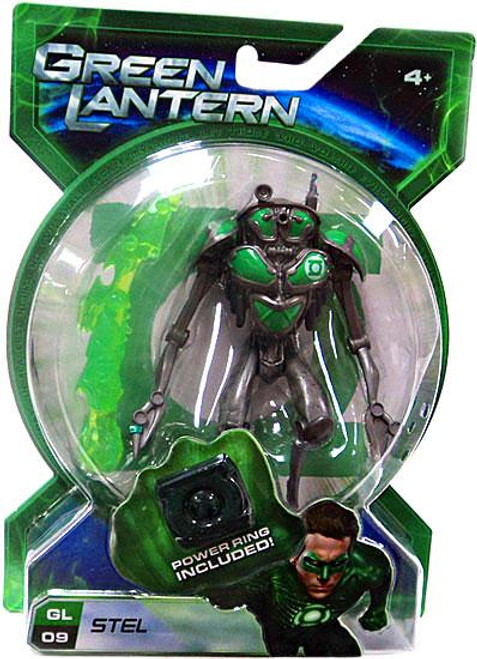 Green Lantern Movie Stel Action Figure GL09