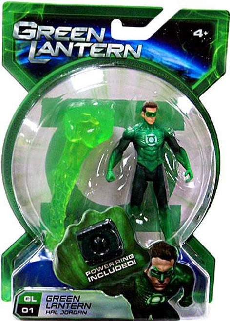 Green Lantern Movie Hal Jordan Action Figure GL01 [Green Lantern]