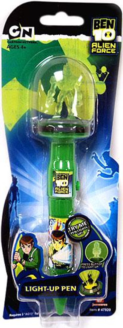 Ben 10 Alien Force Chromastone Light-Up Pen