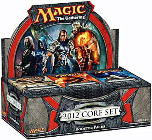 MtG Magic 2012 Booster Box [Sealed]