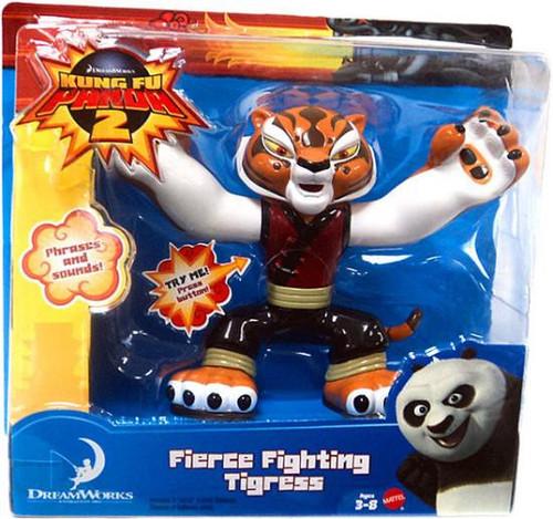 Kung Fu Panda 2 Tigress Action Figure [Fierce Fighting]