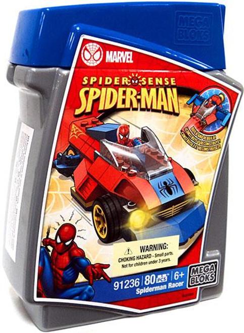 Mega Bloks Spider-Man Racer Set #91236