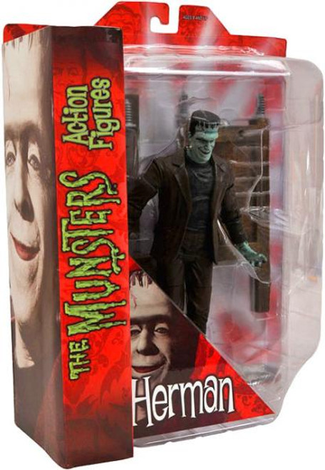 The Munsters Herman Munster Action Figure