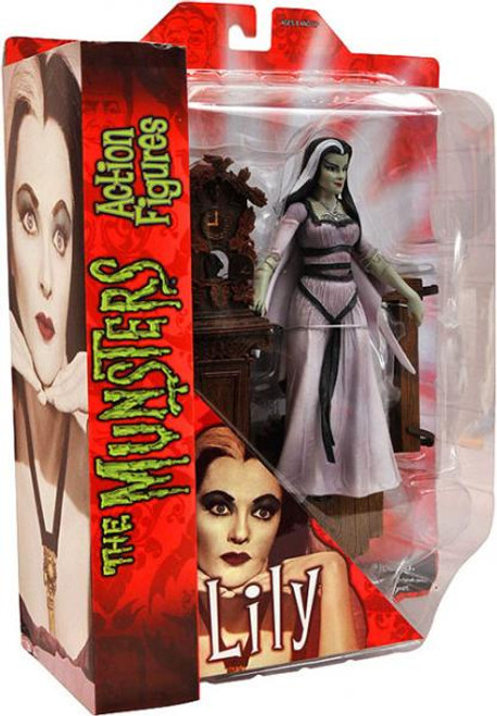 The Munsters Lily Munster Action Figure