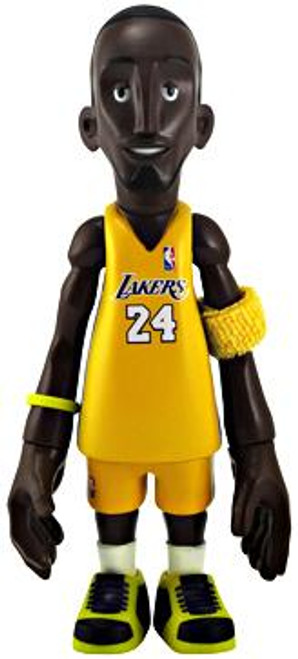 NBA Los Angeles Lakers Series 1 Kobe Bryant Action Figure [Yellow Uniform]