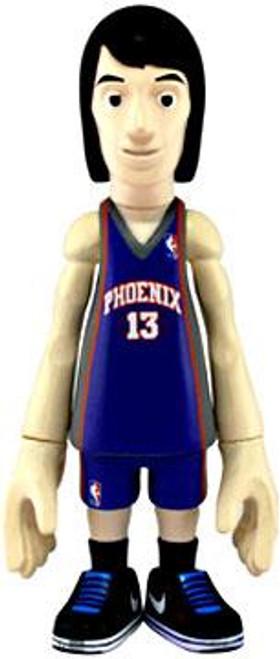 NBA Phoenix Suns Series 1 Steve Nash Action Figure [Purple Uniform]
