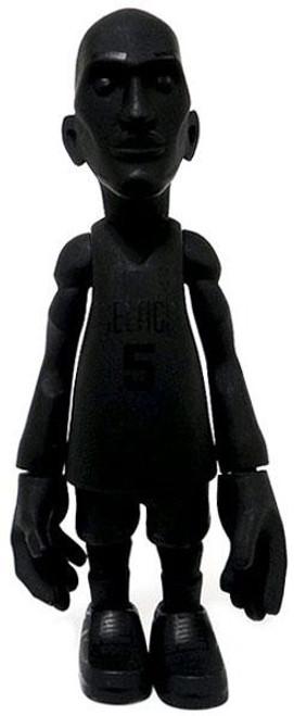 NBA Boston Celtics Series 1 Kevin Garnett Action Figure [All Black]