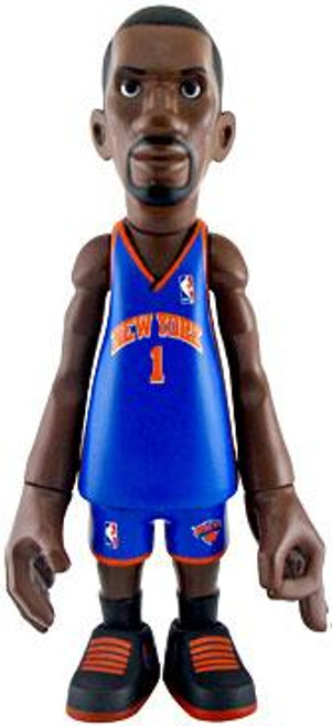 NBA New York Knicks Series 1 Amare Stoudamire Action Figure [Blue Uniform]