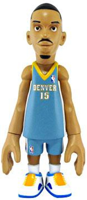 NBA Denver Nuggets Series 1 Carmelo Anthony Action Figure [Blue Uniform]