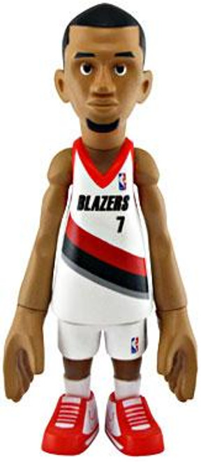 NBA Portland Trailblazers Series 1 Brandon Roy Action Figure [White Uniform]