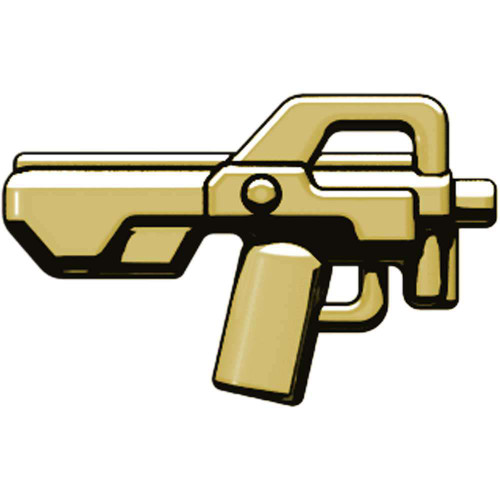 BrickArms Weapons Combat PDW 2.5-Inch [Tan]