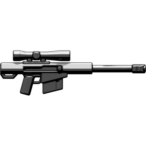 BrickArms Weapons HCSR High Caliber Sniper Rifle 2.5-Inch [Black]