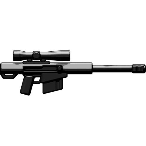 BrickArms Weapons HCSR High Caliber Sniper Rifle 2.5-Inch [Gunmetal]