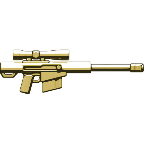 BrickArms Weapons HCSR High Caliber Sniper Rifle 2.5-Inch [Tan]