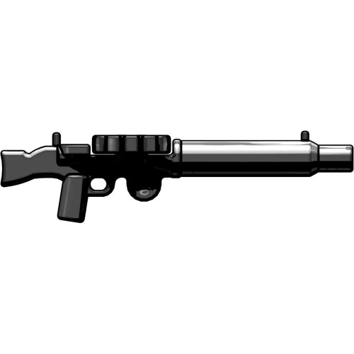 BrickArms Weapons Lewis Heavy Machine Gun 2.5-Inch [Black]