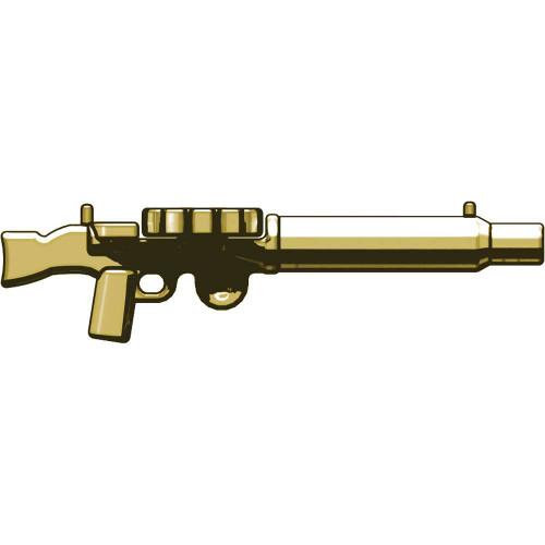 BrickArms Weapons Lewis Heavy Machine Gun 2.5-Inch [Tan]