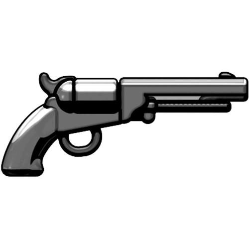BrickArms Weapons M1851 Navy Revolver 2.5-Inch [Gunmetal]