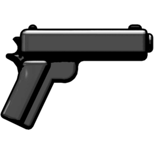 BrickArms Weapons M1911 .45 Caliber Handgun V1 2.5-Inch [Black]