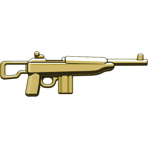 BrickArms Weapons M1 Carbine Para 2.5-Inch [Tan]
