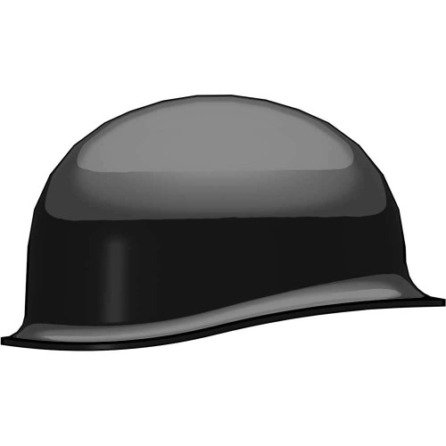 BrickArms Headgear M1 Steel Pot 2.5-Inch [Black]